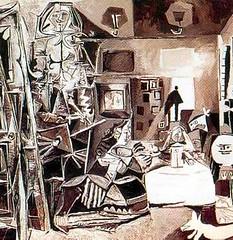 [ P ] Pablo Picasso - After Las Meninas (1957)