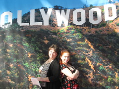 CHA, Day One, Hollywood Sign! 7