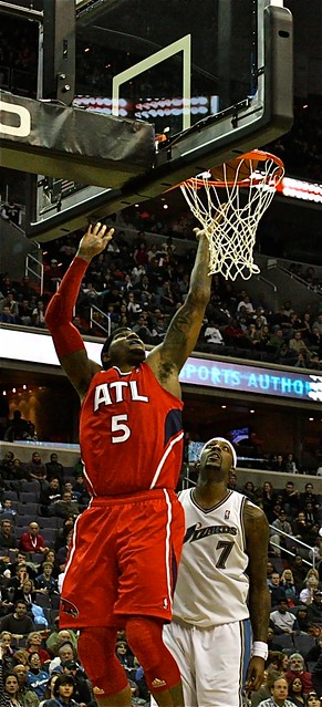 josh smith, andray blatche, washington wizards, atlanta hawks, nba, truth about it