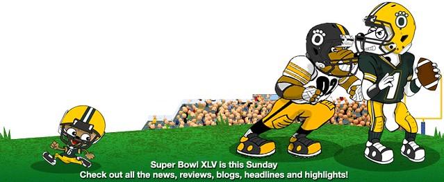Dogpile Super Bowl Logo