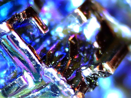 Abstract bismuth
