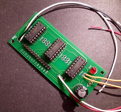 Six Motor Controller