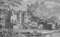 Rowallan Castle Ayrshire