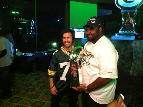 craig and ryan and trophy