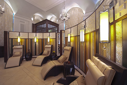 Chuan Spa, Langham London