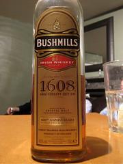 Bushmill's 1608