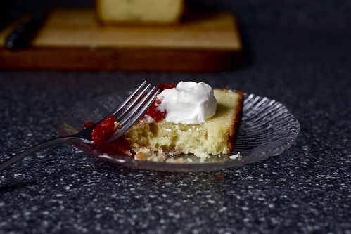 blood orange olive oil cake, bye-bye