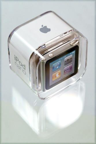 Test shot - iPod nano