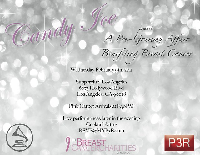 Pre Grammy Affair Benefitting Breast Cancer, The Breast Cancer Charities of America