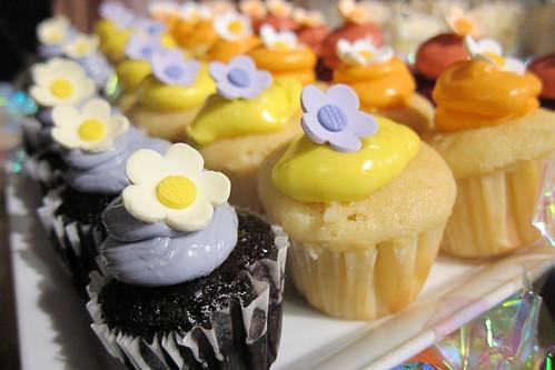 2011 Oscar Food: Cupcakes