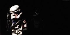 Storm Vengeance (Shobrick) Tags: white film dark movie star lego anger lucas darth stormtrooper wars custom sorrow vengeance vador shobrick