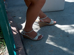 HPIM2080 (Candid Heels) Tags: street public stockings high pumps boots shots sandals candid heels pantyhose nylons