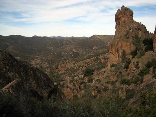 Juniper Canyon Trail  - Pinnacles National Monument