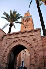 Mezquita Koutoubia 13 34559 (javier1949) Tags: unesco marrakech mezquita marruecos giralda koutoubia patrimoniomundial patrimoniodelahumanidad sigloxii almohade abdalmumin laciudadroja mezquitadeloslibreros