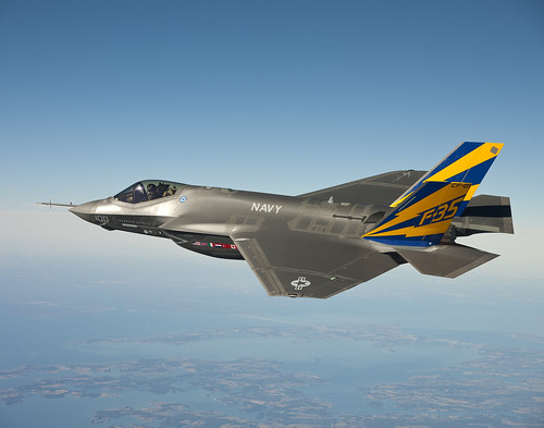 フリー写真素材, 乗り物, 航空機, 戦闘機, F- ライトニング II, アメリカ海軍,