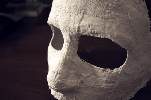 mask in progress