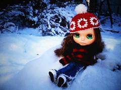雪、大好き。