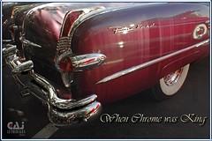 Packard Pacific 1954 RR (C.A.J.) Tags: red photoshop pacific chrome packard redcar classicauto autoglamma worldcars