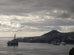 Saipem 7000 (10) (Tobi in Madeira) Tags: sea portugal island crane large vessel atlantic madeira funchal 7000 saipem