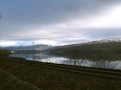 Glenfinnan (Michelle O'Connell Photography) Tags: winter snow skye scotland highlands scenery stag railway line bennevis glencoe glenfinnan inverness luss mallaig tarbet duckbay michelleoconnellphotography