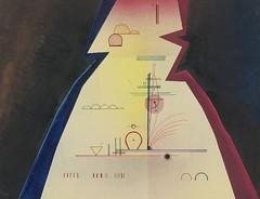 [ K ] Wassily Kandinsky - Dunkle Zacken by Cea., on Flickr