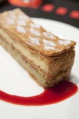 Millefeuille, La Table D'Hediard, Shinjuku Isetan