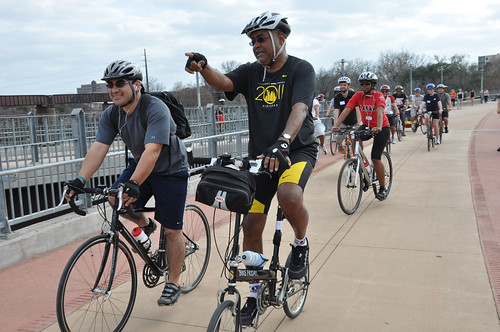 Photo from Feb. 20, 2011 Capitol Wellness Ride
