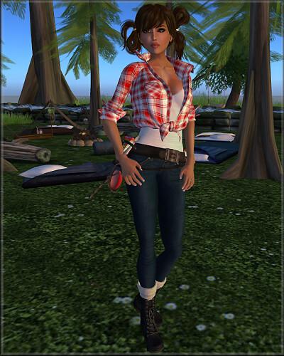Lolita Oleander Camping