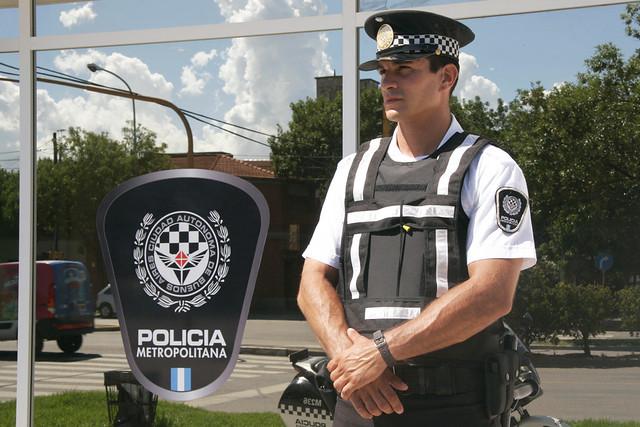 Policia Metropolitana,Buenos Aires