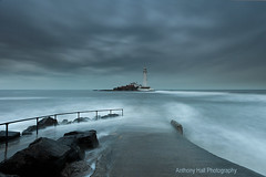 Trademark (Azzmataz) Tags: lighthouse st bay tyne wear marys whitley anthonyhallphotography
