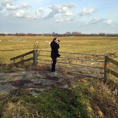The out of towner... [updated, more pix] (zzapback) Tags: green netherlands landscape rotterdam groen nederland delft overschie weiland landschap haveaniceday a13 outoftowner delftweg zzapback zzapbacknl robdevoogd