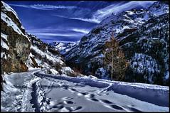 Val d'Aosta: Valpelline (Gottry) Tags: travel panorama mountain snow mountains montagne landscape nikon valle valley neve viaggi montagna viaggio hdr valdaosta d90 valpelline gransanbernardo