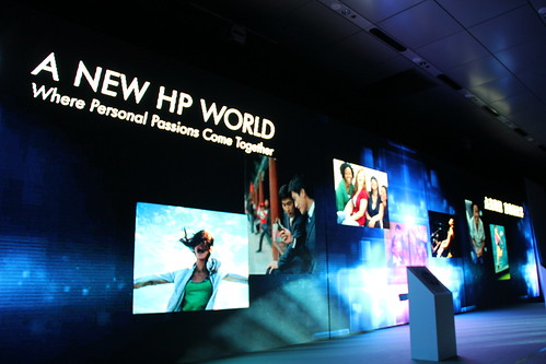 "Introduction video of ""A New HP World"""