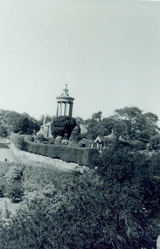 94 Burns Memorial  Alloway 1963