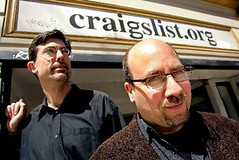 Jim Buckmaster and Craig Newmark (The Berlin Turnpike) Tags: