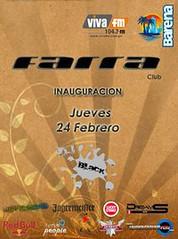 Inauguración - Farra Disco Club