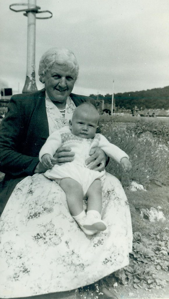 Gran McCreath and Glenn 1957