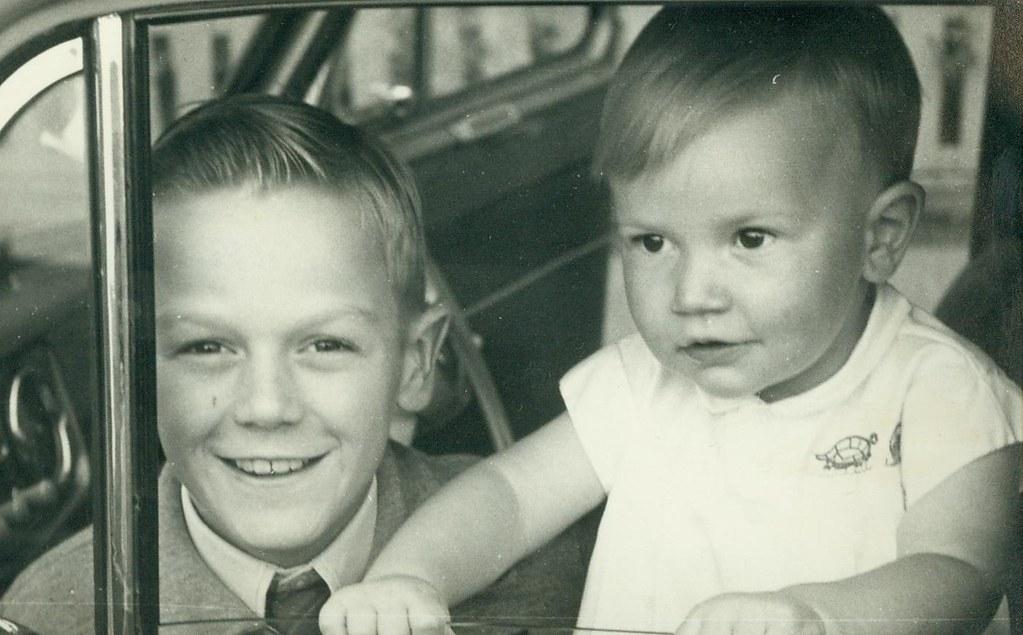 Roderick McCreath & Glenn McCreath 1958