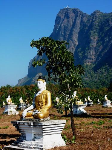 Hpa-An-Region-Jardin des Bouddhas (3)