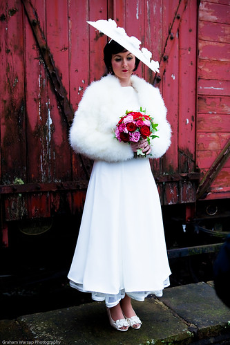 Vintage Wedding Dress Shoot-4025