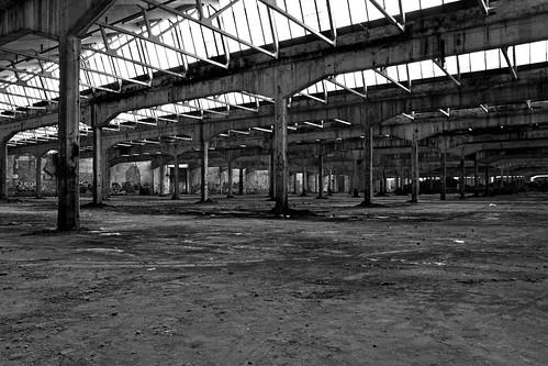 abandoned Zanussi #1