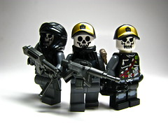 ACI PMCs (antha) Tags: modern soldier lego fi figs sci aci faction brickarms