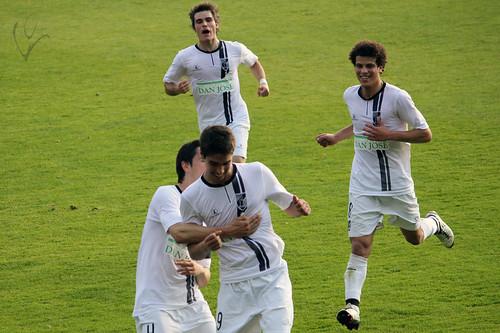 Juniores: Vitória 1-0 FC Porto