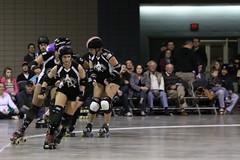 Roller Derby 2-26 0084 (Gamma Man) Tags: girls sports girl sport river virginia skating rollerderby rollergirls