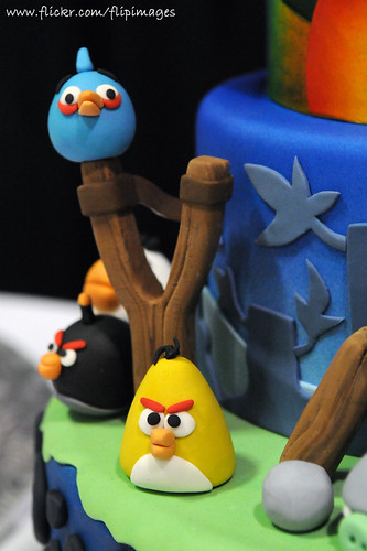 Angry Birds - detail