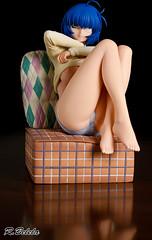 Ryomou (RBXposure) Tags: macro panties 50mm sigma couch ryomou ikkitousen shimei bfigure jfigure ryomoushimei