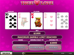 free True Love slot gamble feature