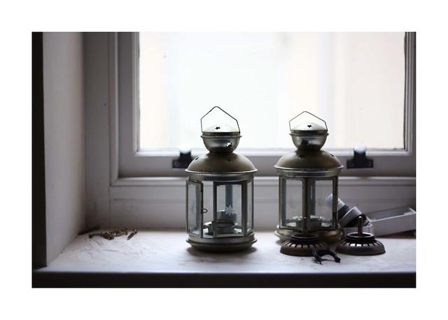 Brighton lanterns