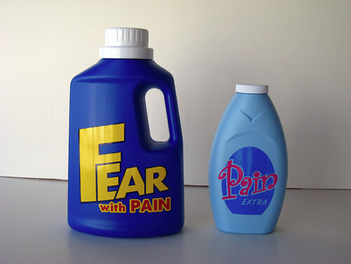 Neil Wax, Fear and Pain, 2010