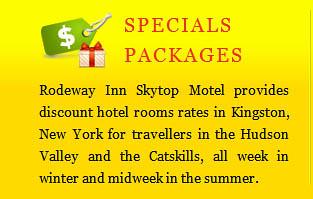 Hotels in Kingston NY